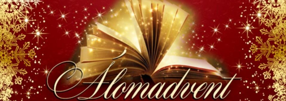 Könyvmolyképző kiadó Álomadvent