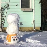 Sütő Fanni: A hóember karácsonya